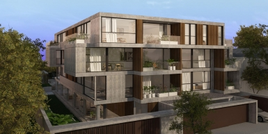 PARK RESIDENCES Exclusive pre-construction project in Belgrano