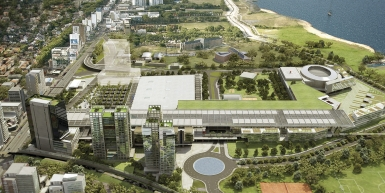 Impresionante 5 ambientes en piso 21° con vista al río y a la ciudad