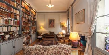 Encantador piso francés con increíble terraza de 87 m2
