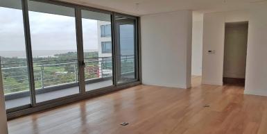 Hermoso 3 ambientes en piso 18° con vista al rio