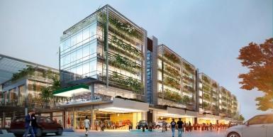 Impresionante oficina categoría A+ (certificación Leed) de 164 m2 totalmente vidriada.