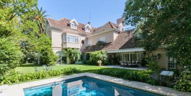 Impecable casa de 600 m2 en Olivos