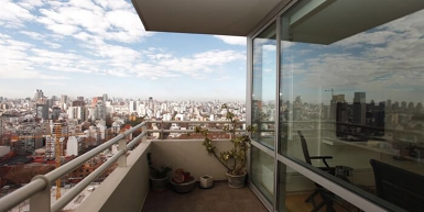 Excellent apartment in Torre Mirabilia, Palermo