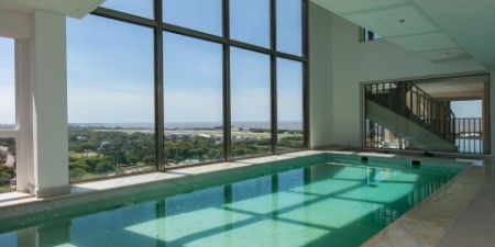 TRIPLEX with panoramic view and personal swimming pool
