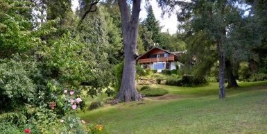 QUINTA SAN ANTONIO (COUNTRY HOUSE) ON MORENO LAKE, BARILOCHE