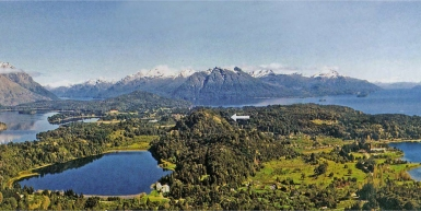 Exclusiva fraccion en Bariloche con vista 360º
