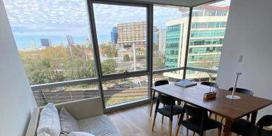 Hermoso 2 ambientes en piso 6° con vistas a la ciudad
